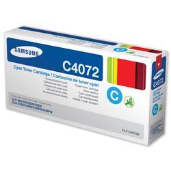 Samsung CLT-C4072 Cyan Laser Toner for CLP-320/CLP-325/CLX-3185 Series Ref CLT-C4072S/ELS