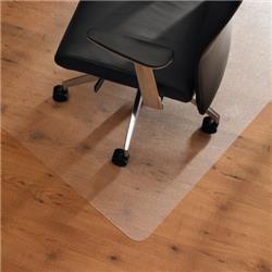 Floortex Chair Mat Rectangular for Carpet Protection 1200x1500mm Clear