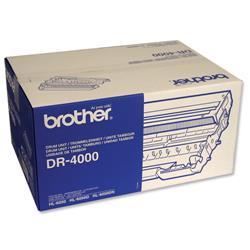 Brother DR4000 Laser Drum Unit for HL6050 Ref DR4000