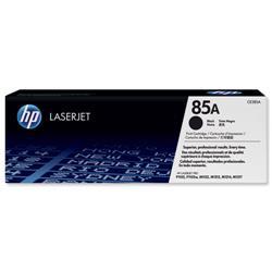 Hewlett Packard HP 85a Black Laser Toner Ref CE285A
