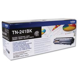 Brother Laser Toner Cartridge Page Life 2500pp Black Ref TN241BK