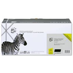 5 Star Office Remanufactured Laser Toner Cartridge 1500pp Black [Samsung MLT-D1042S/ELS Alternative]