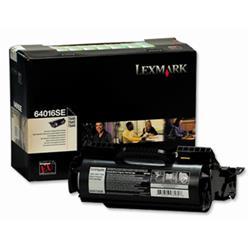 Lexmark Laser Toner Cartridge Page Life 6000pp Ref 64016SE