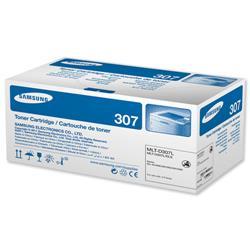 Samsung MLT-D307L High Yield Black Toner Cartridge for ML-4510ND/ML-5010ND/ML-5015ND Ref MLT-D307L/ELS