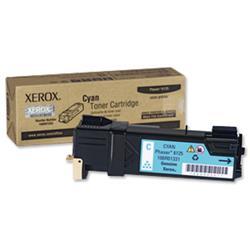 Xerox 106R01331 Cyan Laser Toner Cartridge for Phaser 6125 Ref 106R01331