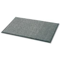 Floortex Door Mat Dust and Moisture Control Polypropylene 1200mmx1800mm Black and White