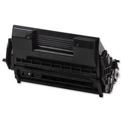OKI Laser Toner Cartridge Page Life 15000pp Black Ref 1279001