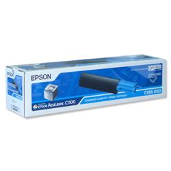 Epson S050193 Laser Toner Cartridge Page Life 1500pp Cyan Ref C13S050193