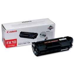 Canon FX10 Fax Laser Toner Cartridge Black Ref 0263B002