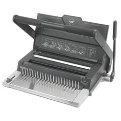 GBC MultiBind 420 Manual Comb/Wire Binding Machine Binds up to 125 Sheets  A4/A5 Ref 4400435