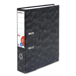 Euroffice Lever Arch File 70mm Foolscap Cloudy Grey