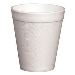 Foam Insulated Cup 10oz White Ref 10LX10 (Pack 20)