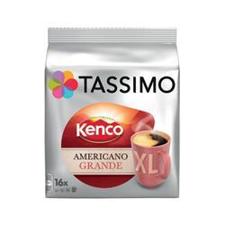 Tassimo Kenco Americano Ref 7040471 [Pack 5]