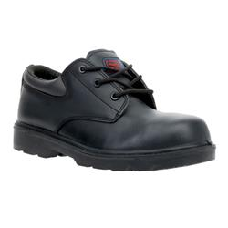 Supertouch Dax Lite Air Composite Shoe Metal Free with Safety Toecap & Midsole Size 10 Black Ref 90865