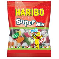 Haribo Supermix Sweets 160g Ref 72773