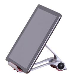 Tablet Cradle In White And Red Ref AC000023