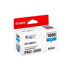 Canon PFI-1000C Cyan Ink TANK PFI-1000