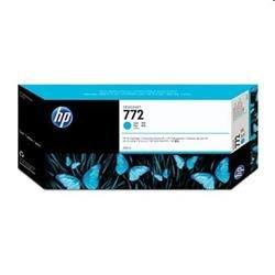 HP 772 Cyan Inkjet HP 772 Ink Cartridge 300ML Cyan