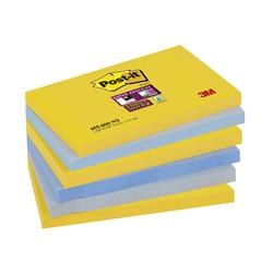Post-it Super Sticky Notes New York 76x127mm Ref 655-6SS-NY [Pack 6]
