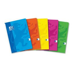 Oxford Soft Touch Refill A4 Assorted Colours Ref 400109985 [Pack 5]