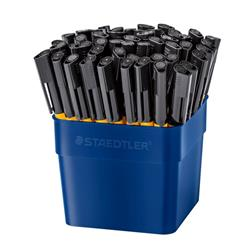 Staedtler Handwriting Pens Black Ref 309-9 T50 [Pack 50]