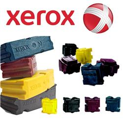 Xerox ColorStix Black (Yield 7,000 Pages) Solid Ink Sticks (Pack of 5) for Xerox Phaser 8200 Series