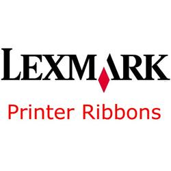 Lexmark Standard Ribbon (Black) for 24xx Series Printers