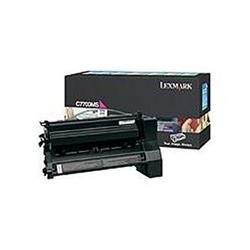 Lexmark C77X Magenta Return Program Print Cartridge (Yield 6,000 Pages)