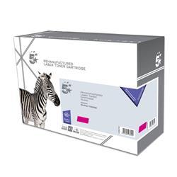 5 Star Office Remanufactured Laser Toner Cartridge Page Life 2200pp [Brother TN245M Alternative] Magenta