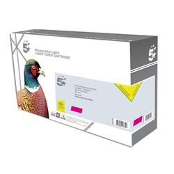 5 Star Office Remanufactured Laser Toner Cartridge 1500pp Magenta [Samsung CLT-M506S Alternative]