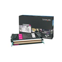 Lexmark Magenta Toner Cartridge (Yield 1,500 pages) for C530 Printer