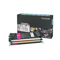 Lexmark C522, C524, C53x Magenta Toner Cartridge (Yield 3,000 pages)
