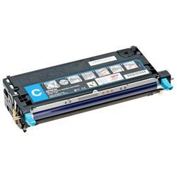 Epson AcuLaser C3800 Laser Toner Cartridge High Yield Page Life 9000pp Cyan Ref C13S051126