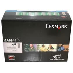 Lexmark Black Corporate Toner Cartridge (Yield 25,000 Pages) for Optra T61X