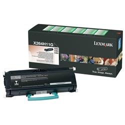 Lexmark Corporate Print Cartridge (Yield 9,000 Pages) for X264/X36x