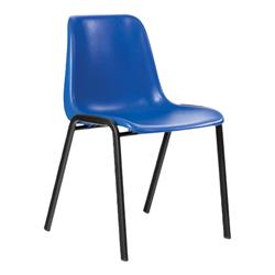Trexus Chair Polypropylene Blue