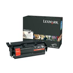 Lexmark Extra High Yield Toner Cartridge (Yield 36,000 Pages) for T654 Mono Laser Printer