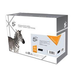 5 Star Office Remanufactured Laser Toner Cartridge Page Life 5000pp Black [Kyocera TK-590K Alternative]