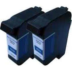 ALPA-CArtridge Comp Francotyp Postalia Centormail Ink Twin Pack Blue 58.0038.3188.00