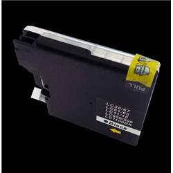 Alpa-Cartridge Compatible Brother MFC290C Black Ink Cartridge LC1100BK also for LC980BK