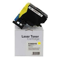 Alpa-Cartridge Remanufactured Epson C3900 Yellow Toner S050590