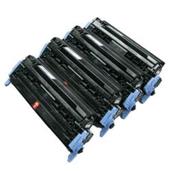 Alpa-Cartridge Remanufactured HP Laserjet 2600 Cyan Toner Q6001A also for Canon EP707C
