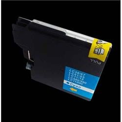 Alpa-Cartridge Compatible Brother MFC290C Cyan Ink Cartridge LC1100C also for LC980C
