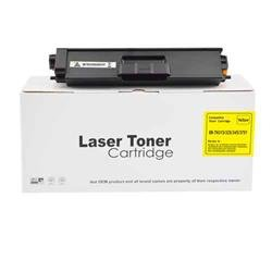 Alpa-Cartridge Remanufactured Brother Yellow Toner TN325Y