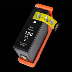 ALPA-CArtridge Comp Lexmark 150XL Hi Yield Black Ink Cartridge 14N1614E