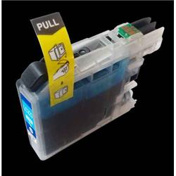 Alpa-Cartridge Compatible Brother Cyan Ink Cartridge LC223C