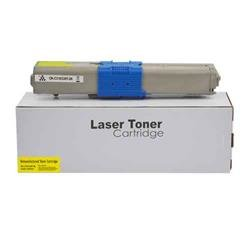 ALPA-CArtridge Remanufactured OKI C310 Yellow Toner 44469704