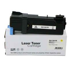 ALPA-CArtridge Remanufactured Xerox Phaser 6130 Yellow Toner 106R01280