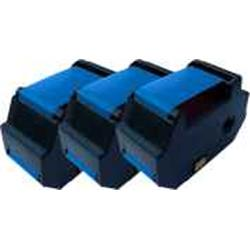 ALPA-CArtridge Comp Francotyp Postalia Optimail 30 Blue Ribbon (Pk of 3) 58.0034.3071.00