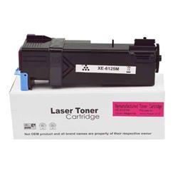 ALPA-CArtridge Remanufactured Xerox Phaser 6125 Magenta Toner 106R01332